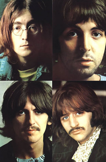 Beatleswhitealbumportraits1